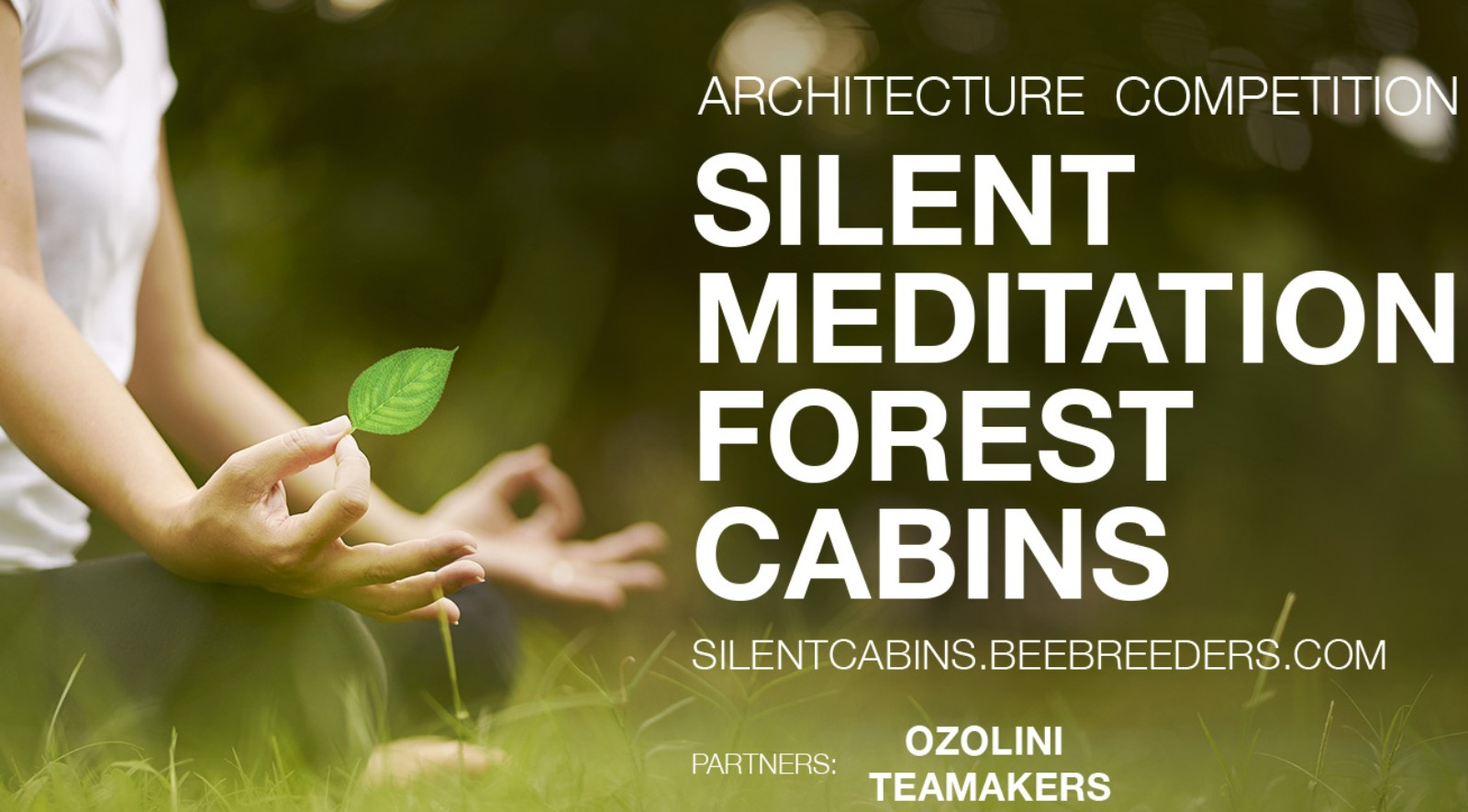 Silent Meditation Forest Cabins