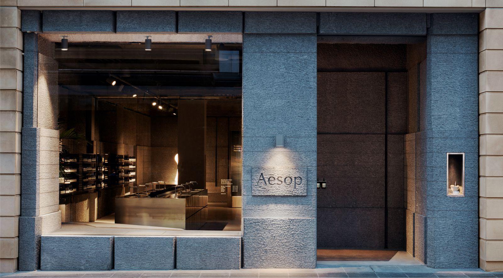 Aesop Pitt Street