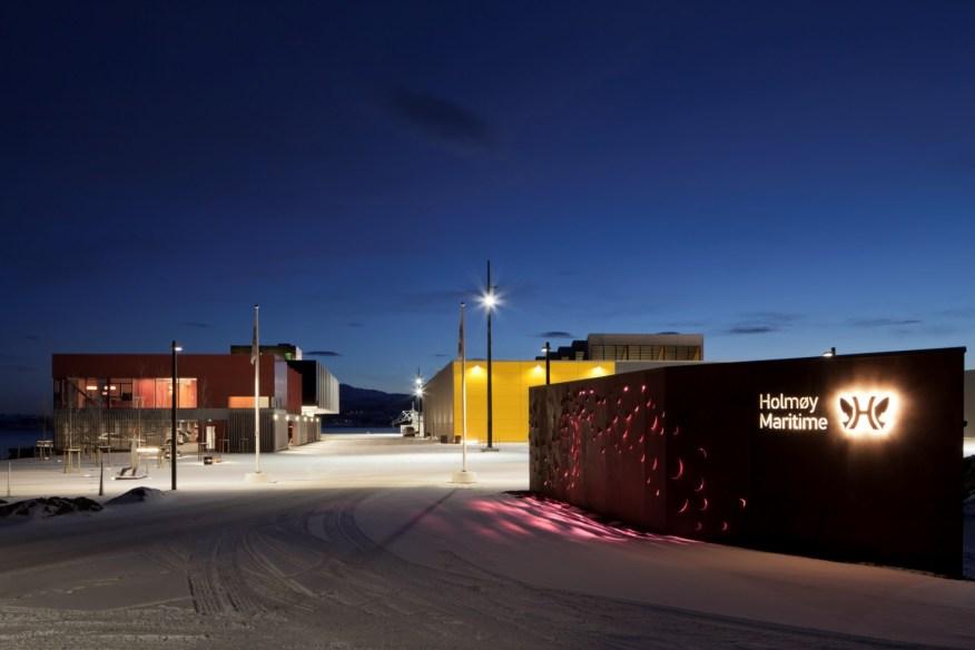Holmen Industrial Area