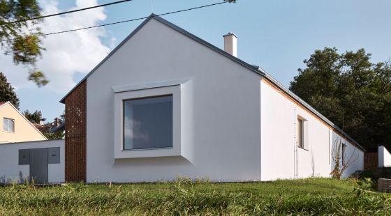 Moravian Village House