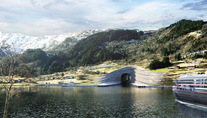 Stad Ship Tunnel