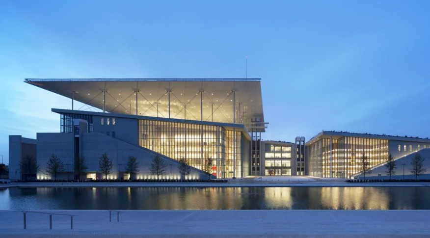 Stavros Niarchos Foundation Cultural Centre Athens By