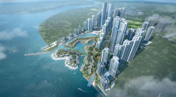 Tebrau Waterfront Residences