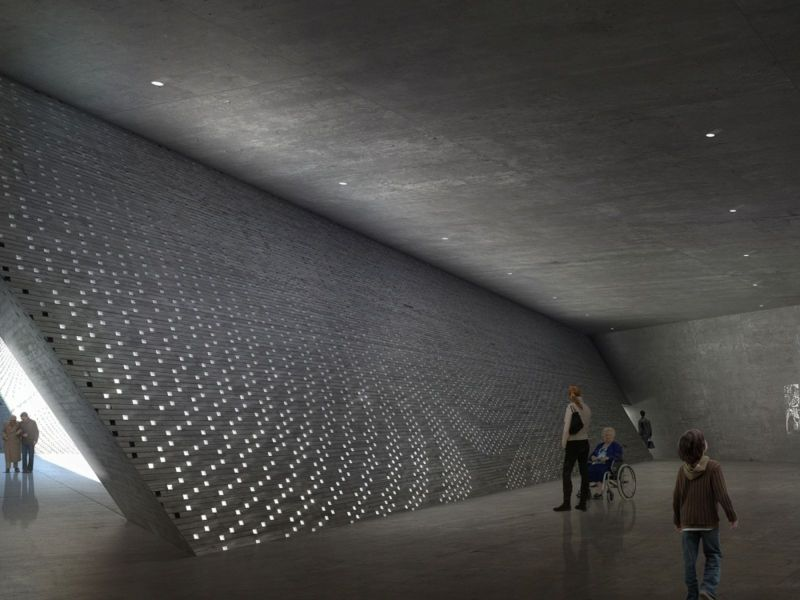 United Kingdom's National Holocaust Memorial