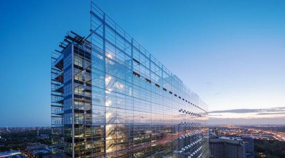 New EPO Building