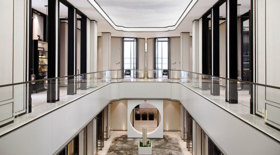 The Sales Center of Capital Visionary Residence