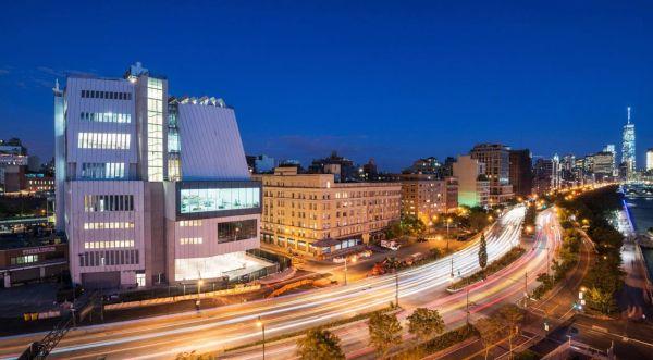 Whitney Museum Gansevoort Renzo Piano Building