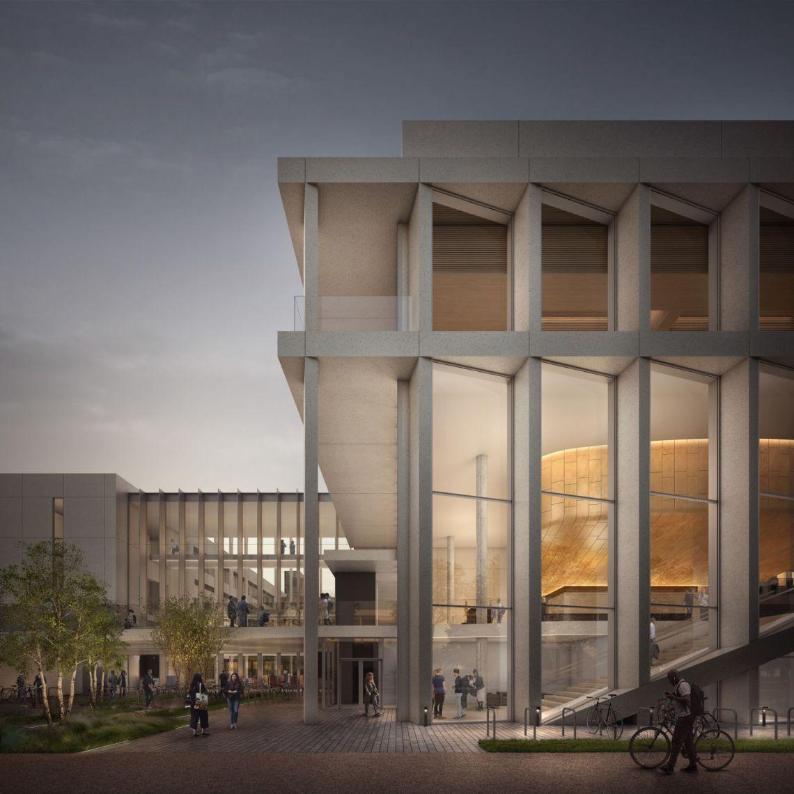 new Cavendish Laboratory