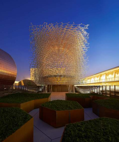 UK Pavilion Expo 2015