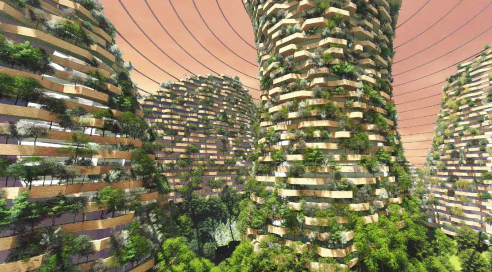 Vertical Forest • Seeds on Mars