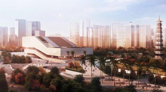 Guangzhou City Museum
