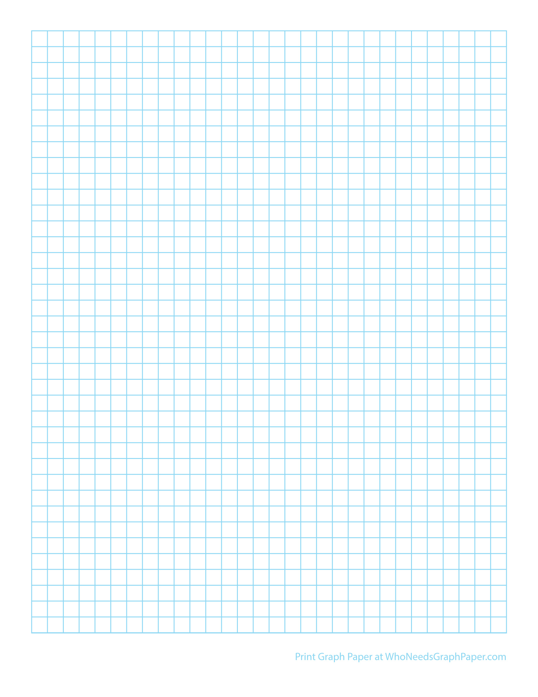 graphing paper to print