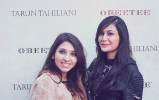 Aashna Malani and Malvika Gupta (Style On Wings)