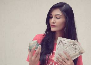 Aashna Malani x The Face Shop