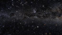 sizes of black holes