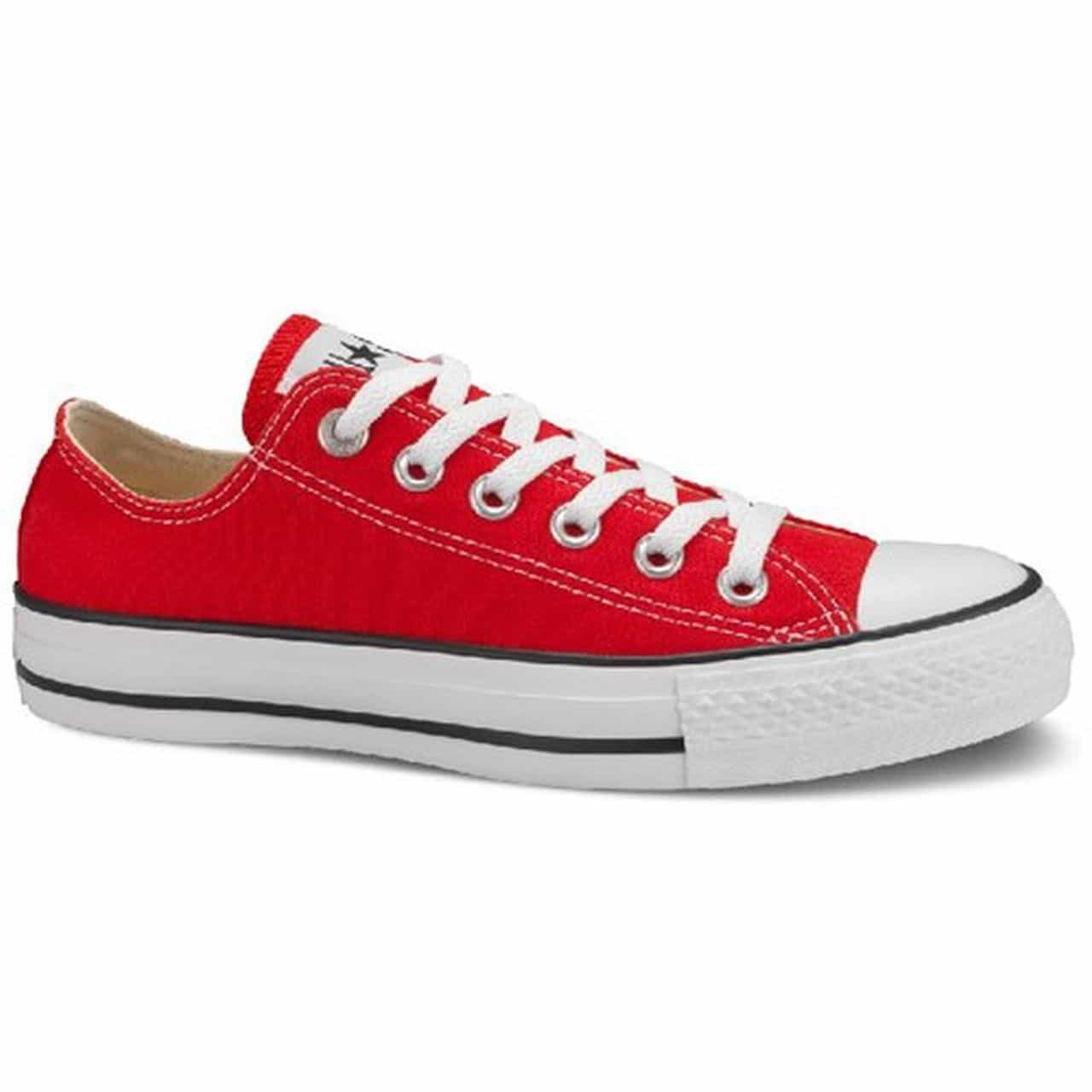 TENISI CONVERSE ALL STAR OX RED - M9696C