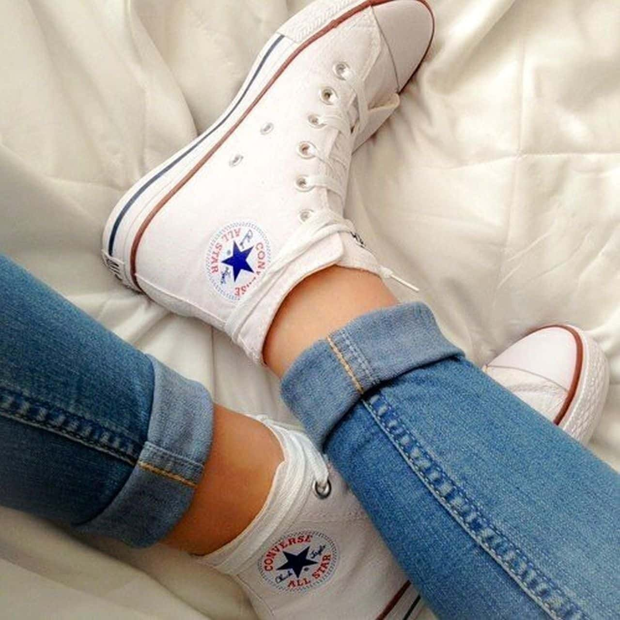 TENISI ORIGINALI CONVERSE ALL STAR HI - M7650C