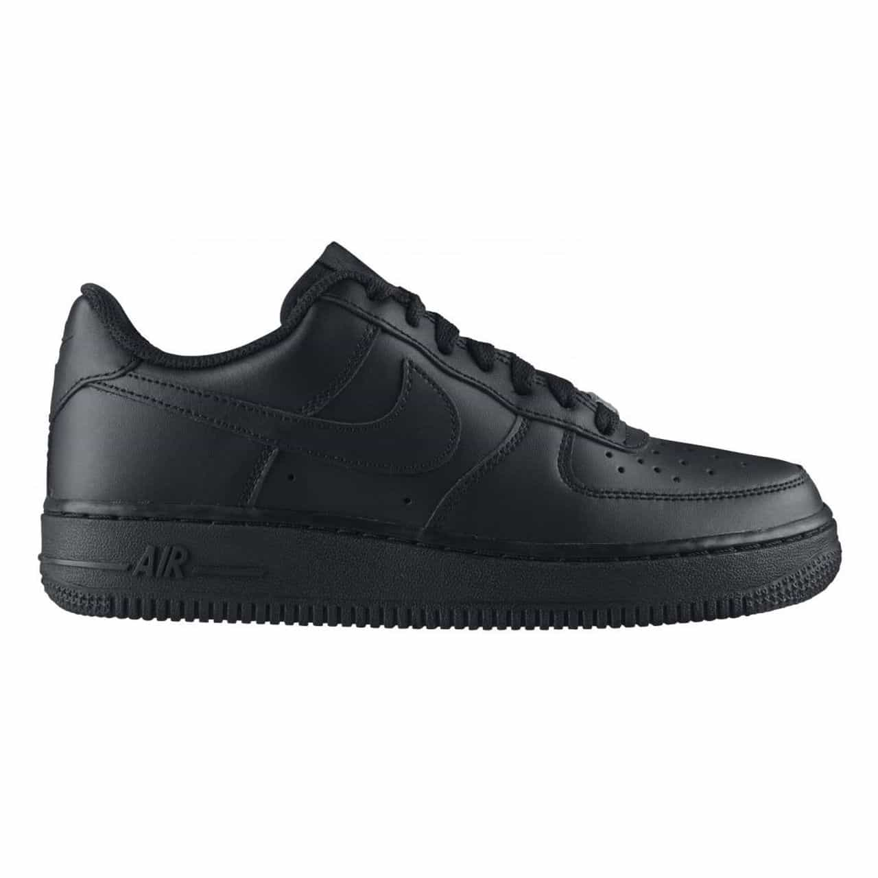 ADIDASI ORIGINALI NIKE AIR FORCE 1 (GS) - 314192 009