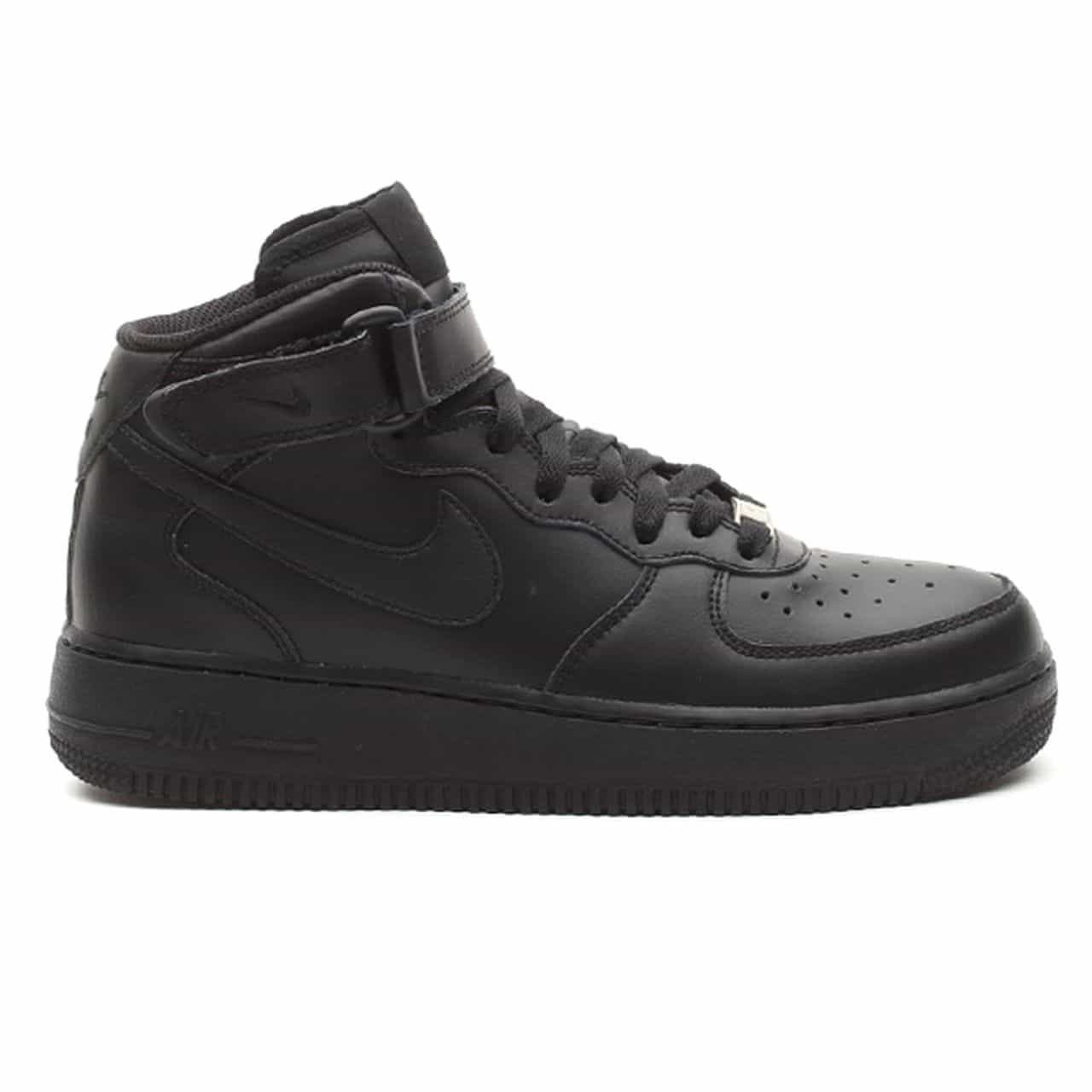 ADIDASI ORIGINALI NIKE AIR FORCE 1 MID (GS) - 314195 004