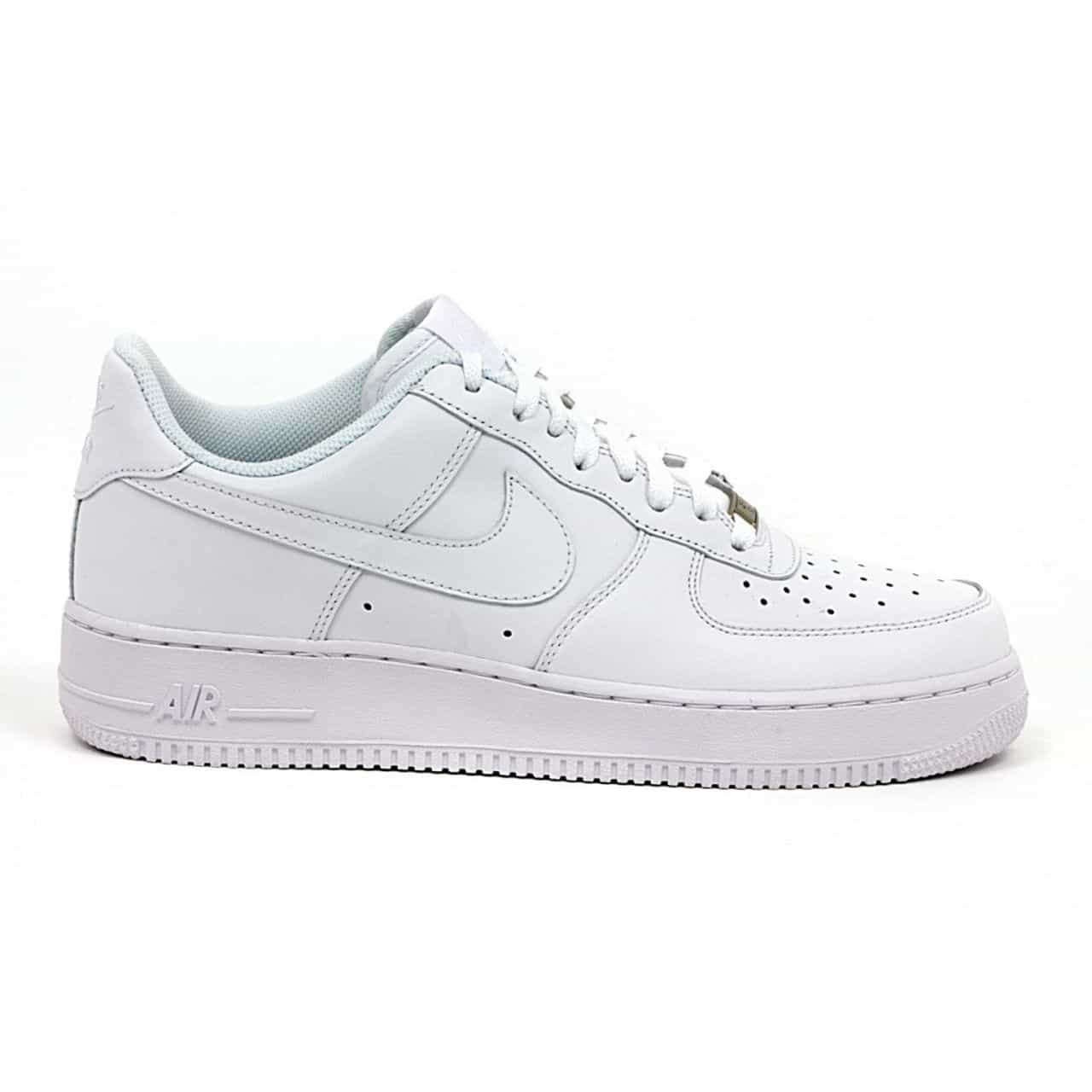 ADIDASI ORIGINALI NIKE AIR FORCE 1 '07 - 315122 111