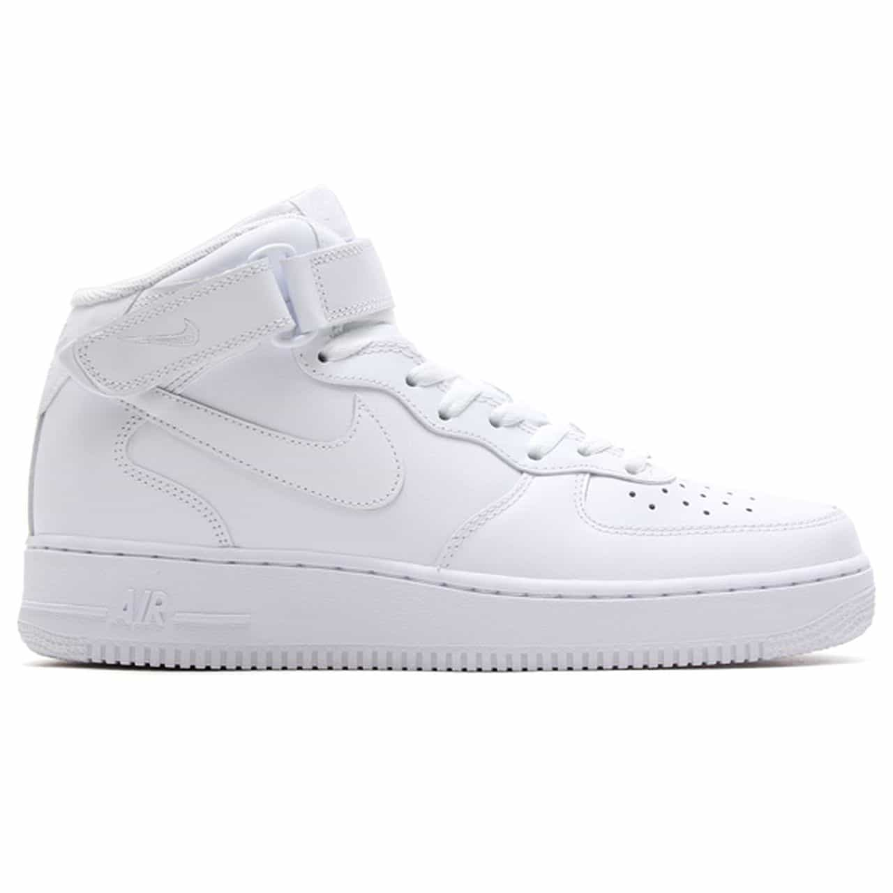 ADIDASI ORIGINALI NIKE AIR FORCE 1 MID '07 - 315123 111