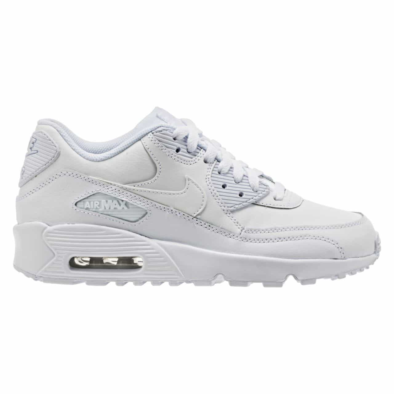 ADIDASI ORIGINALI NIKE AIR MAX 90 LTR (GS) - 833412 100
