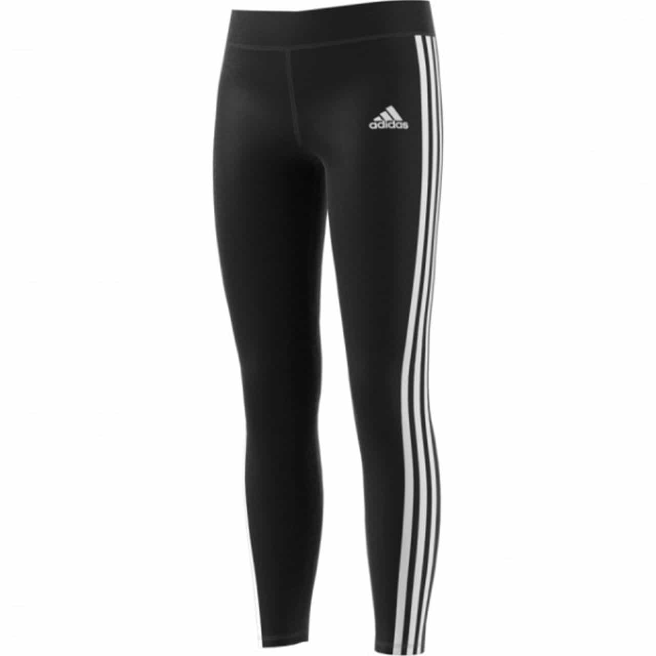PANTALONI FITNESS ORIGINALI ADIDAS YG GU 3S TIGHT - BQ2907