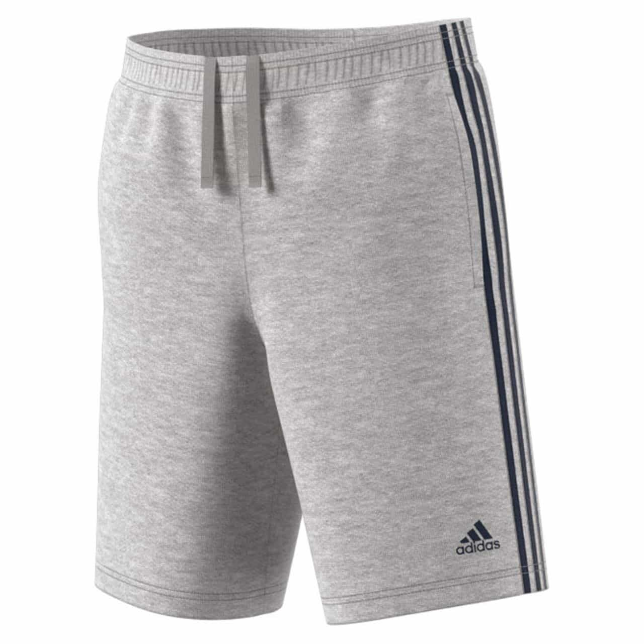 PANTALONI SCURTI ORIGINALI ADIDAS ESS 3S SHORT FT - BK7469
