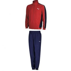 TRENING ORIGINAL PUMA FLASH WOVEN SUIT - 590888 09