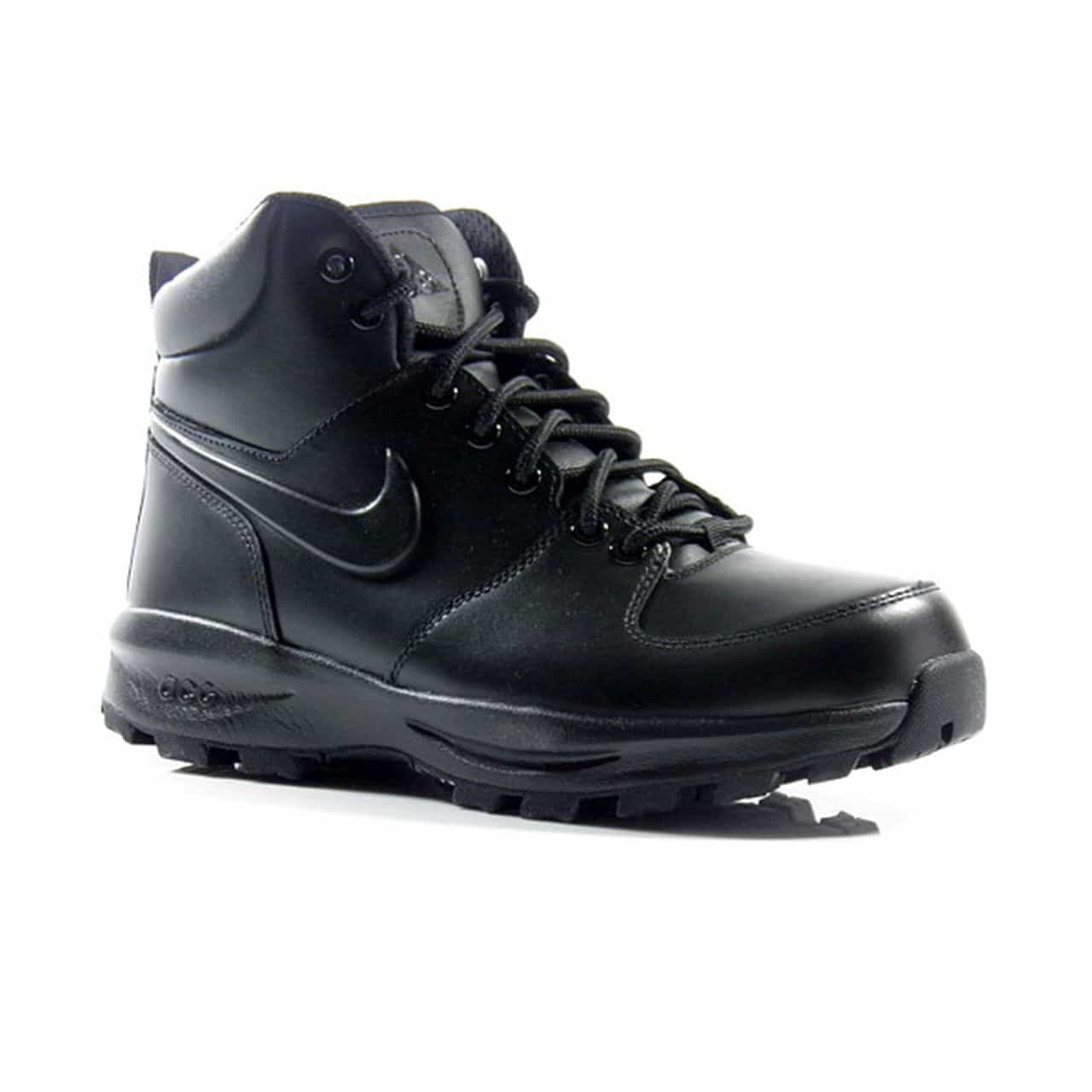 GHETE ORIGINALE NIKE MANOLA LEATHER - 454350 003