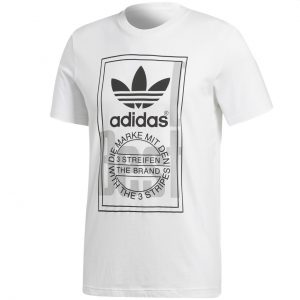 TRICOU ADIDAS TONGUE LABEL - CD6830