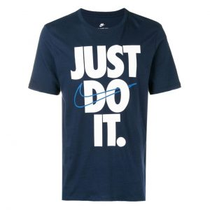 TRICOU ORIGINAL NIKE NEW JUST DO IT TEE - 928344 451