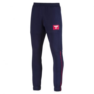 PANTALONI ORIGINALI PUMA REBEL BLOCK PANTS FL CL - 852403 06