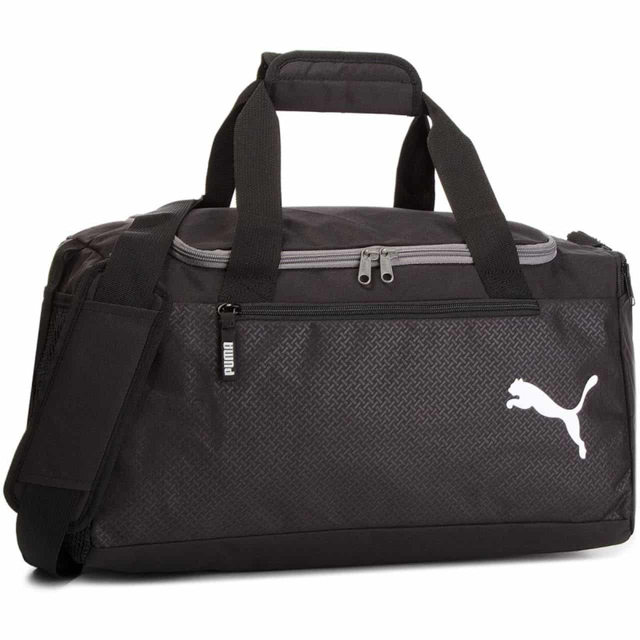 GEANTA ORIGINALA PUMA FUNDAMENTALS SPORTS BAG S - 075527 01