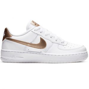 ADIDASI ORIGINALI NIKE AIR FORCE 1 EP (GS) - AV5047 100
