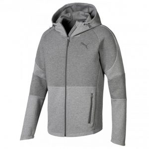 BLUZA ORIGINALA PUMA EVOSTRIPE MOVE HOODED JKT - 854151 03