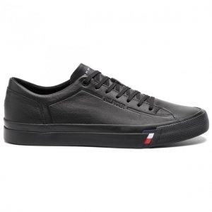 ADIDASI ORIGINALI TOMMY HILFIGER CORPORATE LEATHER - FM0FM02089 990