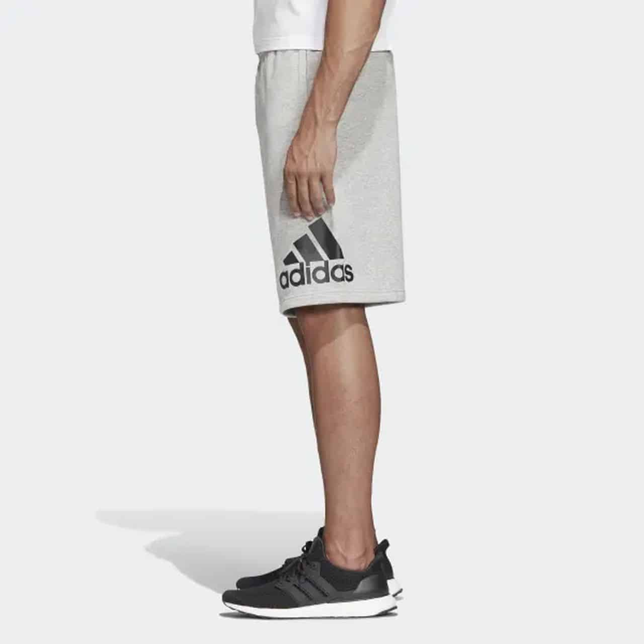 PANTALONI SCURTI ORIGINALI ADIDAS MH BOS SHORT FT - DT9957