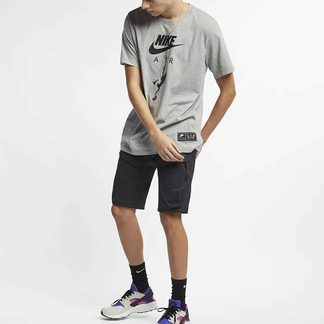 TRICOU ORIGINAL NIKE AIR MEN'S T-SHIRT - AR5046 063