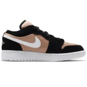 ADIDASI ORIGINALI NIKE AIR JORDAN 1 LOW (GS) - 554723 090