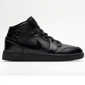ADIDASI ORIGINALI NIKE AIR JORDAN 1 MID (GS) - 554725 090