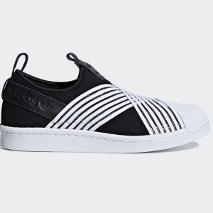 ADIDASI ORIGINALI ADIDAS SUPERSTAR SLIP ON W - D96703
