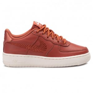 ADIDASI ORIGINALI NIKE AIR FORCE 1 PRM EMB (GS) - AV0750 200