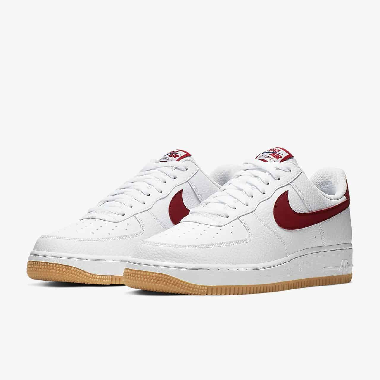 ADIDASI ORIGINALI NIKE AIR FORCE 1'07 2 - CI0057 101