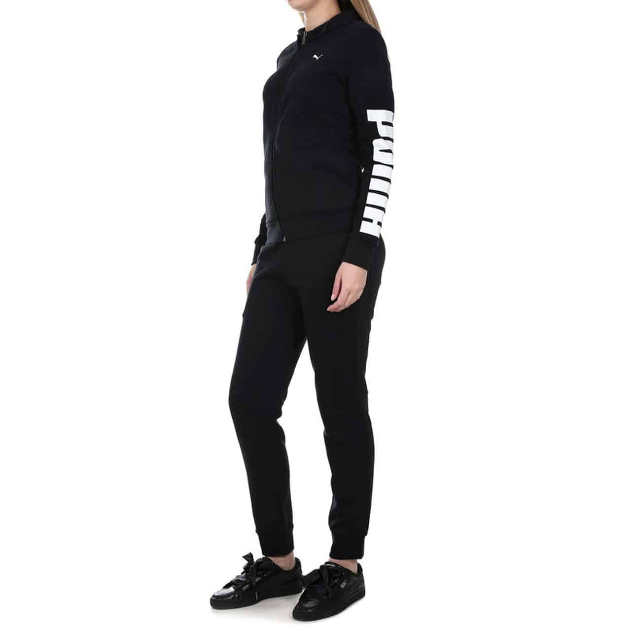 TRENING ORIGINAL PUMA REBEL SWEAT SUIT - 580494 01