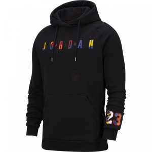 BLUZA ORIGINALA NIKE JORDAN DNA FLEECE - AT9981 010