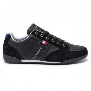 ADIDASI ORIGINALI TOMMY HILFIGER CORPORATE MATERIAL MIX CUPSOLE - FM0FM02398 990