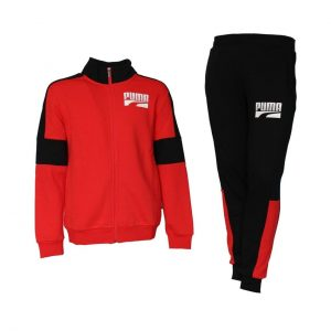 TRENING ORIGINAL PUMA REBEL SWEAT SUIT - 580490 11