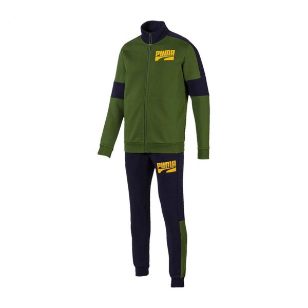 TRENING ORIGINAL PUMA REBEL SWEAT SUIT - 580490 33