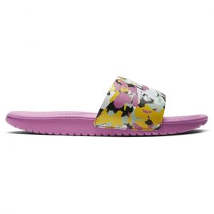 SLAPI ORIGINALI NIKE KAWA SLIDE SE MC (GS/PS) - CN7430 600